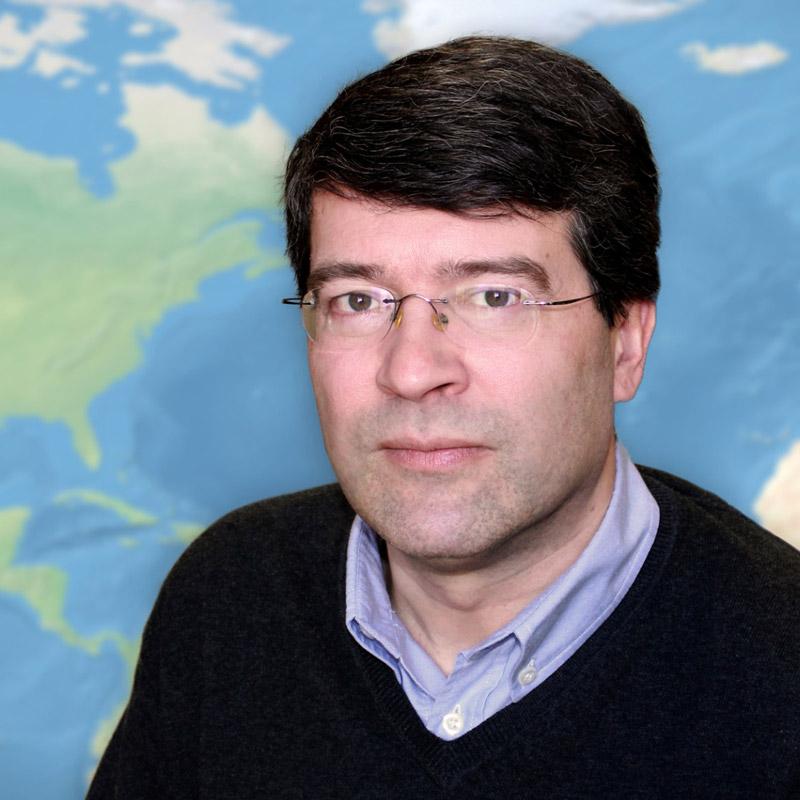Prof. Georg Gartner, Technische Universität Wien