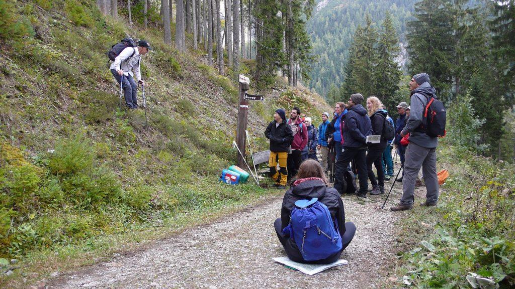 Alpine Field School 2016