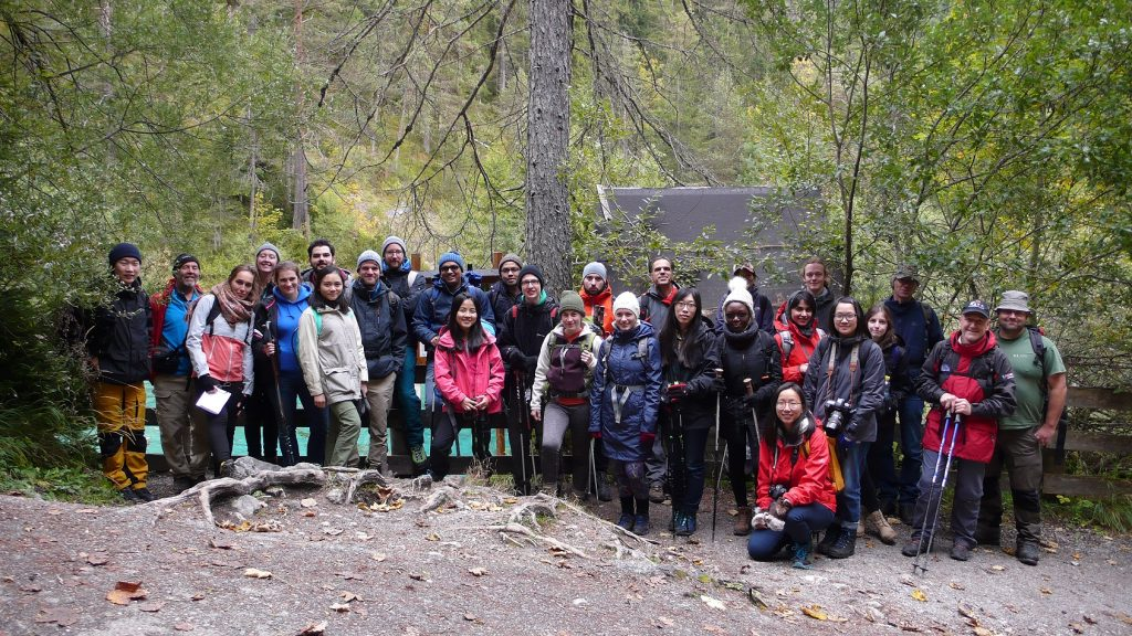 Alpine Field School 2016