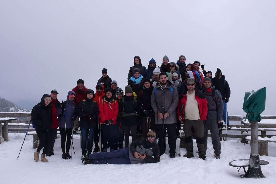 Alpine Field School 2015