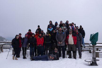 Alpine Field School 2015