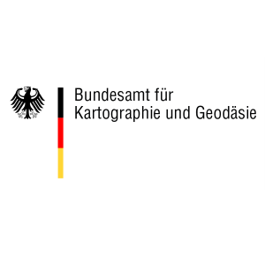 Logo Federal Agency for Cartography and Geodesy BKG