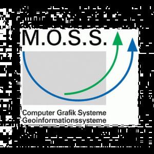 Logo M.O.S.S. Computer Grafik Systeme GmbH