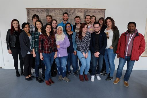Farewell from the 6th intake in Munich