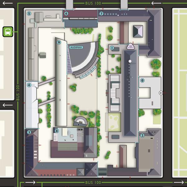 TUM Campus Map – Cartography M.Sc.