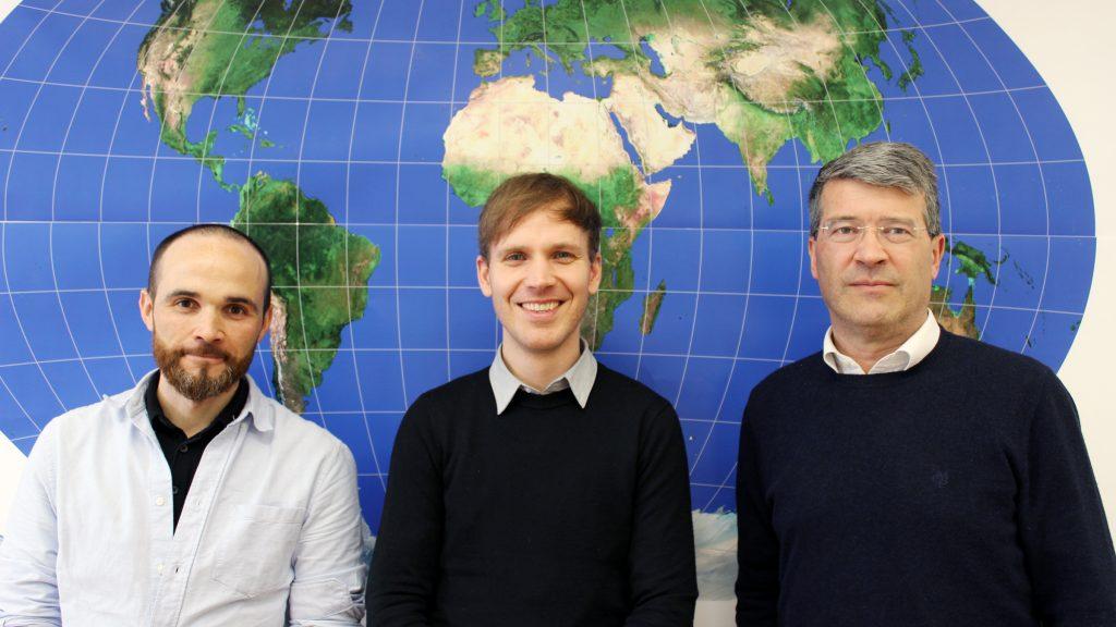 Francisco Porras, Benjamin Hennig and Georg Gartner
